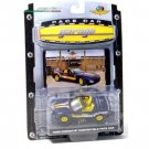 1998 Indianapolis 500 Purple/Yellow Corvette Conv. 1/64 Pace Pace Car Garage Series