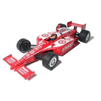 Dan Wheldon - Target Chip Ganassi Racing 1/18 IRL Car 2006 IndyCar Garage Series by GreenLight