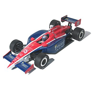 Buddy Rice - Rahal Letterman Racing 1/18 IRL Car 2006 IndyCar Garage Series by GreenLight