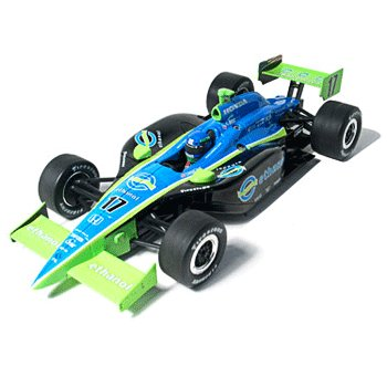 Jeff Simmons - Rahal Letterman Racing 1/18 IRL Car 2006 IndyCar Garage Series by GreenLight
