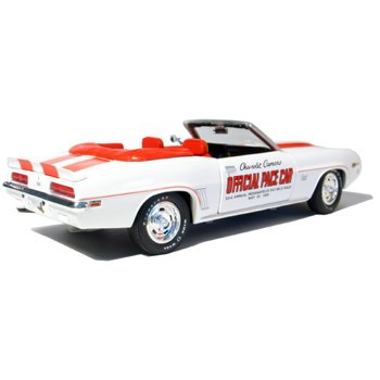 1969 Camaro Convertible Indy 500 1/24 Pace Car By GreenLight