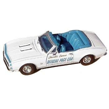1967 Indianapolis 500 Camaro SS 1/24 Pace Car By GreenLight, Inc