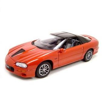 Welly 2002 Chevrolet Camaro SS Ltd 1:18 Diecast Model