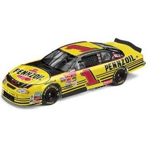#1 Steve Park Pennzoil 1/64 Car in Oil Can ARC 2002