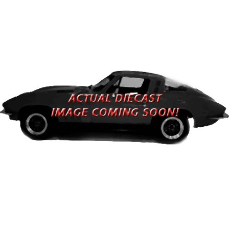 1966 Sunfire Yellow Coupe w/Side Pipes 1/64 Corvette By GreenLight