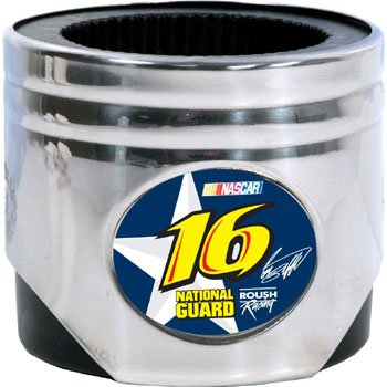 #16 Greg Biffle Piston Koozie by MotorHead