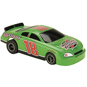 #18 Interstate Batteries Monte Carlo Electric Racing Slot Car Life-Like Products -433-9037