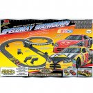 NASCAR Speedway Showdown Electric Slot Car Racing Set Life Like Products -433-9006