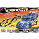 NASCAR Winner's Cup Electric Slot Car Racing Set Life Like Products -433-9008
