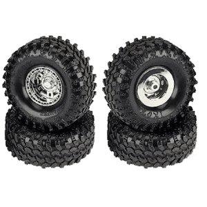Universal IROK Super Swampers 1/24 Tire Set