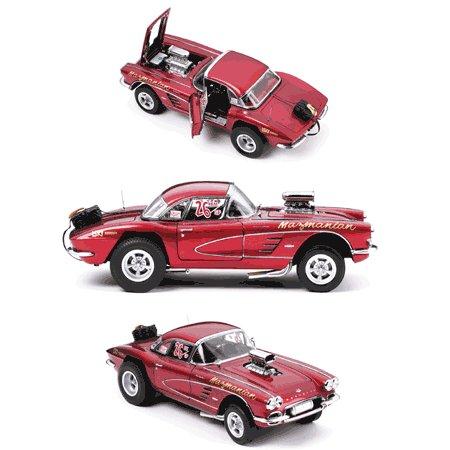 "1961 ""Big John"" Mazmanian 1/18 Diecast Corvette"