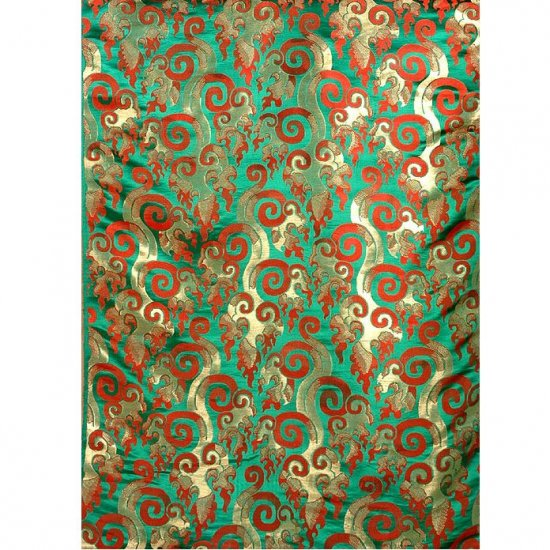 Stylized Agni Fabric