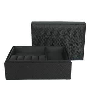Clark Jewelry Box - Black
