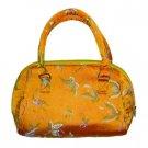 Silk Butterfly Bag - Orange