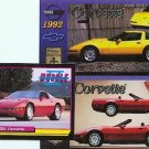 1992 92 CHEVY CORVETTE VETTE VETTES COLLECTOR