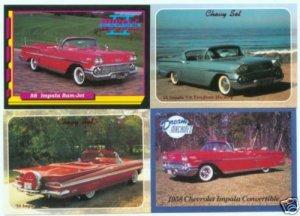 1958 58 1959 59 CHEVY IMPALA RAM JET COLLECTIBLE NICE