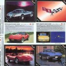 CORVETTES VETTES VETTE SET COLLECTIBLE CAR CARDS NICE