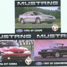 1995 1996 1997 FORD MUSTANG GT SVT COBRA COLLECTIBLE