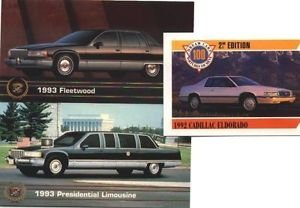 1993 CADILLAC FLEETWOOD 93 PRESIDENTIAL LIMOUSINE COLLECTOR COLLECTIBLE