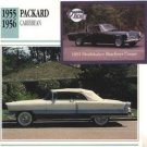 1955 55 1956 56 PACKARD CARIBBEAN COLLECTOR COLLECTIBLE