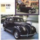 1938 38 FORD DELUXE SEDAN COLLECTOR COLLECTIBLE