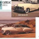 1946 46 1947 47 CADILLAC SERIES 62 SIXTY TWO COLLECTIBLE COLLECTOR