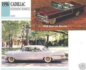 1956 56 CADILLAC ELDORADO BIARRITZ COLLECTIBLE COLLECTOR