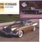 1957 57 STUDEBAKER GOLDEN HAWK HARDTOP COUPE COLLECTOR COLLECTIBLE