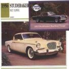 1956 56 STUDEBAKER SKY HAWK COLLECTOR COLLECTIBLE