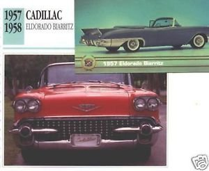 1957 57 CADILLAC ELDORADO BIARRITZ CONVERTIBLE COLLECTIBLE COLLECTOR