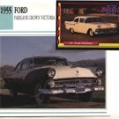 1955 55 FORD FAIRLANE CROWN VICTORIA COLLECTOR COLLECTIBLE