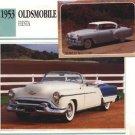 1953 53 OLDSMOBILE FIESTA CONVERTIBLE COLLECTOR COLLECTIBLE