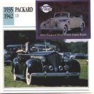 1935 35 1936 36 1937 37 1938 38 1939 39 1940 40 41 1942 PACKARD 120 COLLECTOR