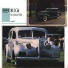 1939 39 BUICK ROADMASTER COLLECTOR COLLECTIBLE