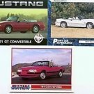 1991 91 FORD MUSTANG GT 5.0  COLLECTIBLE COLLECTOR