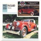 1932 32 33 34 35 36 37 38 39 PACKARD TWELVE COUPE ROADSTER COLLECTOR COLLECTIBLE