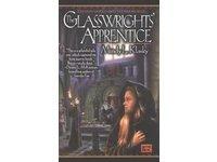 The Glasswrights' Apprentice by Mindy L. Klasky , 0451457897 Advance Reader's Edition Book SKU 12