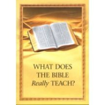 What Does The Bible Really Teach on dvd 6 vol American Sign Language Edition