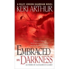 Embraced By Darkness Front Cover Missing by Keri Arthur , 055358961X , SKU 21