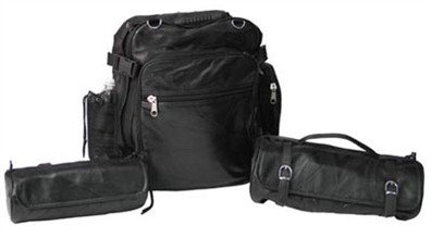 Motorcycle Bag Set