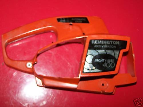 REMINGTON MIGHTY MITE 400 CASE HALF