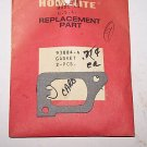 HOMELITE PART 93884A ST120 ST-80, ST-100 Carburetor GASKET