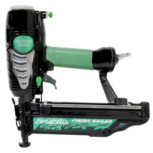 "NT65M2 2-1/2"" 16-Gauge Finish Nailer with Integrated Air Duster"