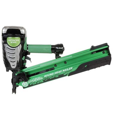 "NR90AE 3 1/2"" Round Head Framing Nailer"