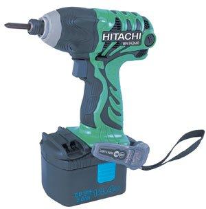 Hitachi WH 14DMR 14.4V Cordless Impact Driver