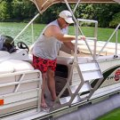 Pontoon Boat Retractable Ladder ProStep Pro-Step Tooner II