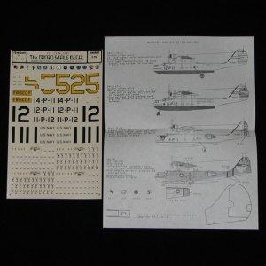 Micro Scale 72-125 PBY Catalinas