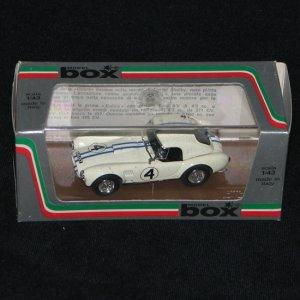 Model Box Italy 1:43 AC Shelby Cobra Le Mans 1963 MIB