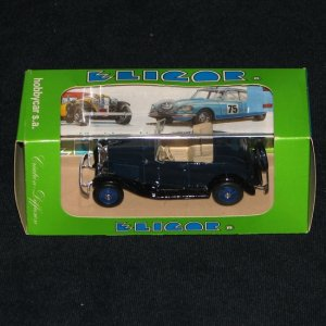 Eligor 1:43 1932 Ford V8 Roadster Ouvert MIB