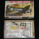 Fujimi 1:48 Focke Wulf Fw190A-6 A-9